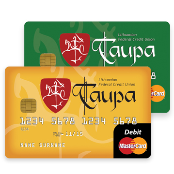 Checking Accounts. Get unlimited check writing privileges and a FREE ATM debit card with Taupa Lithuania Federal Credit Union.
